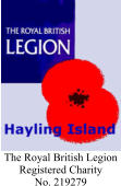 The Royal British Legion  Registered Charity  No. 219279